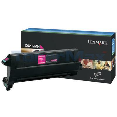 LEXMARK C920 TONER CART MAGENTA 